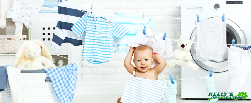 Delicate Clothing Care - Essential Tips on Washing Baby Clothes