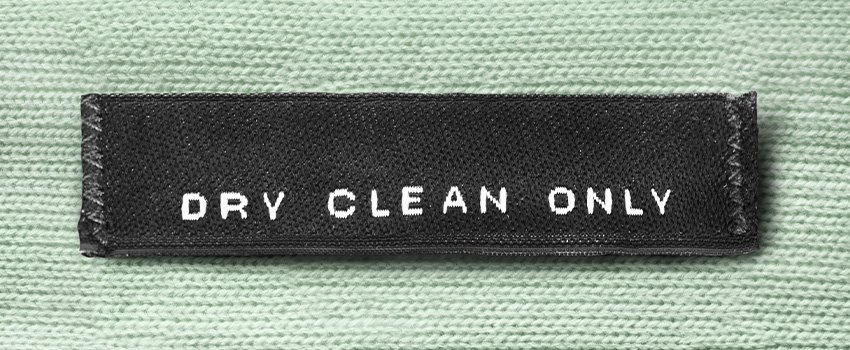 Dry Clean Only Fabrics That Require Laundry Services